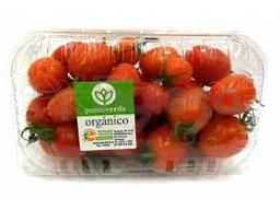 Tomate Cherry Punto Verde Tigre 500 g