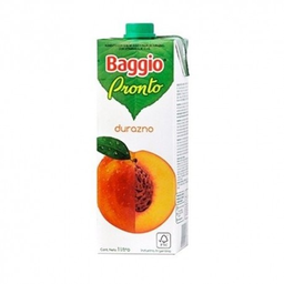 Baggio Jugo Durazno