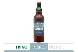 Cerveza Patagonia Weisse 730cc.c/env