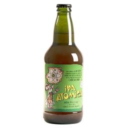 Ipa Atómica Cerveza Cabesas Bier