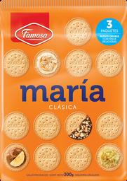 Famosa Galletas Maria Mini