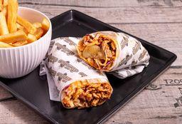 Shawarma de Carne & Papas