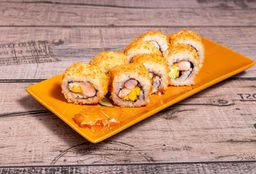 Hot Roll en Panko 2 x 8