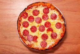 Pizzeta con Pepperoni - 32 Cm