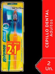 Kolynos Cepillo Dental Doctor Pack 2 X 1