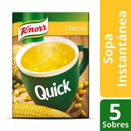 Knorr Sopa Quick De Choclo X 5 Sobres