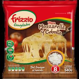 Pizza Mozzarella y Cebolla (8 Porc.)540g