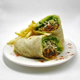 Wrap Veggie (Solo)