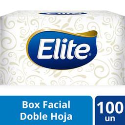 Elite Panuelos Caja X 100