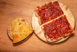 2x1 en Pizza Tradicional & Fainá