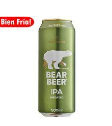 Bear Beer IPA 5,6% Lata 500 ml