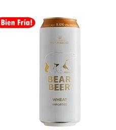 Bear Beer Trigo 5% Lata 500 ml
