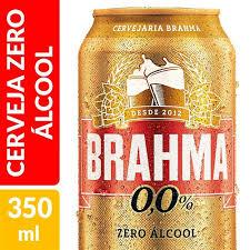 Brahma Cerveza Zero