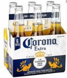 Pack 6 Corona 330 Ml