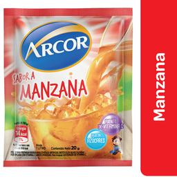 Arcor Refresco Manzana Roja