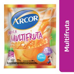 Arcor Refresco Multifruta