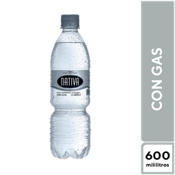 Nativa con Gas 600 ml