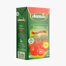 Pulpa de Tomate Demas Tamizada
