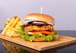 Hamburguesa Milan Chicken Crispy