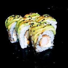 Avocado Furai Roll x 8