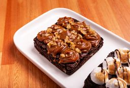 Brownie con Nueces & DDL