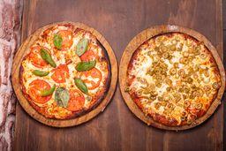 2 Pizzetas con gusto + Pilsen 1 Lt