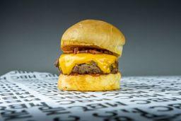Mega Burger Cheddar
