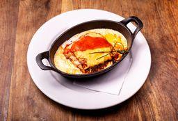 Lasagna & Vino Garzon 750cc