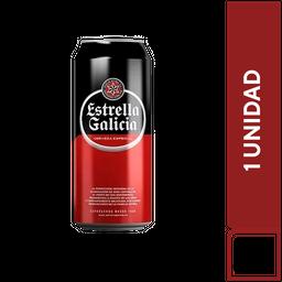 Cerveza Estrella Galicia 473 ml