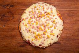 Pizza de Choclo & Panceta