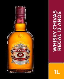 Chivas Regal Whisky 12 Anos