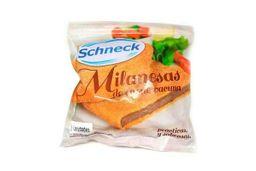 Milanesas De Carne Schneck 1 Kg.