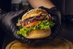 Mila Burger de Carne Cebollatada
