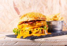 Burger Flash Bacon
