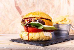 Burger Flash Mediterránea