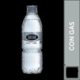 Nativa con Gas 600 ml