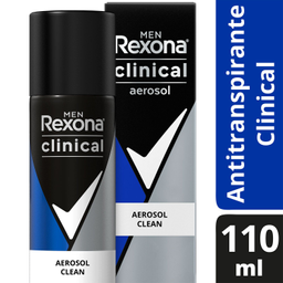 Rexona Des Sp Clin Clean