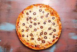 Pizzeta con Muzza & Olivas