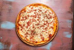 Pizzeta con Muzza & Bacon