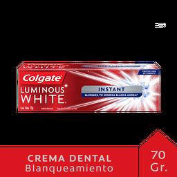 La Chamiza Colgate Luminious White Instant 90 Grs.