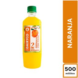 Dairico Naranja con Pulpa 500 ml