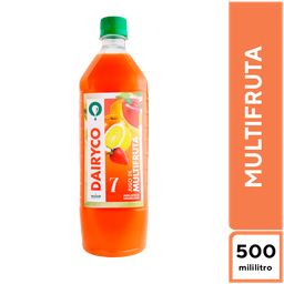 Dairico Multifruta 500 ml