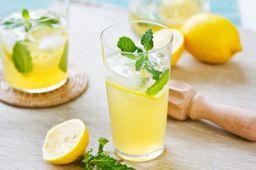 Limonada de Menta y Gengibre 300 ml