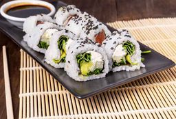 Vegetariano Rolls x10