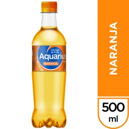 Aquarius Naranja 500 ml