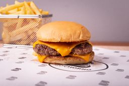 Cheese Burger Jr