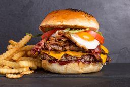 Predator Burger