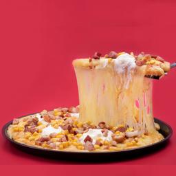 Pizza Requeso Blanco