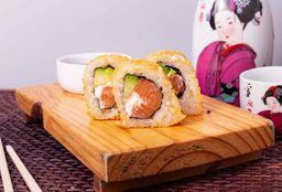Roll Panko Sake x 10