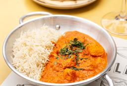 Para 4 personas tikka masala indio